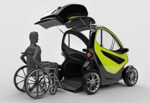 Elektromobilis neįgaliesiems
